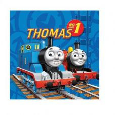 16 Thomas Tank Engine Paper Party Napkins